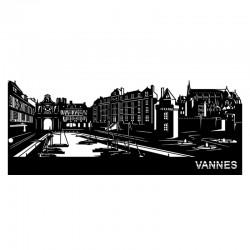 """ Vannes "", Skyline, déco..."