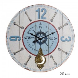 """"""" Horloge boussole"""",..."""