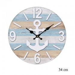 Horloge design Ancre...