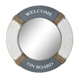 """ Miroir marin welcome on..."