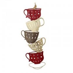 """""""Tasses de café empilées..."""
