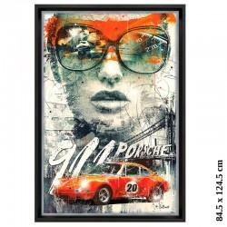 """"""" Porsche 911"""", de Sylvain..."""