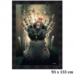 """""""King on thrones"""", de..."""