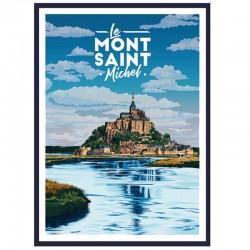 Le Mont Saint Michel,...