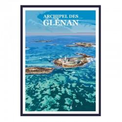 """""""L'archipel des Glénan"""",..."""