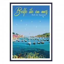 """""""Belle ile, Port de..."""