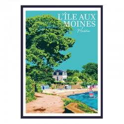 """""""L'île aux moines"""", Travel..."""