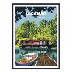 """Lac de Lacanau"", Travel..."