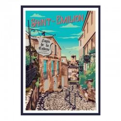 """""""Saint-Emilion, le logis de..."""