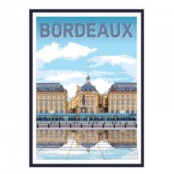 """""""Bordeaux, place de la..."""