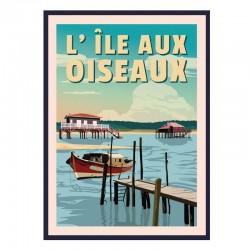 """""""L'île aux oiseaux"""", Travel..."""