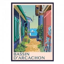 """Bassin d'Arcachon"", Travel..."