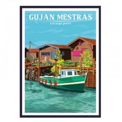 """Gujan Mestras, les 7..."