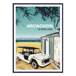 """""""Le Moulleau, Arcachon"""",..."""