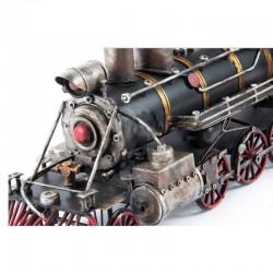 """"""" Locomotive à vapeur"""", véhicule déco métal vintage"""