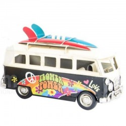 """ Van, combi Flower Power..."