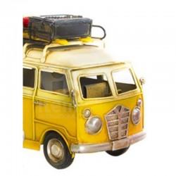 Déco vintage COMBI/VAN Volkswagen jaune