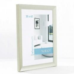cadre nielsen alu pour photo 60x80 gamme casa. Black Bedroom Furniture Sets. Home Design Ideas