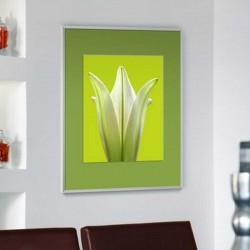 cadre nielsen alu pour photo 21x29 7 gamme pixel. Black Bedroom Furniture Sets. Home Design Ideas