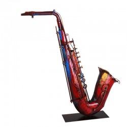 "Sculpture métal "" Saxo "",..."