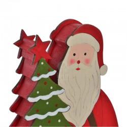 Déco noël, Père Noël lumineux à leds