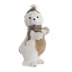 Déco noël, Ours blanc 1