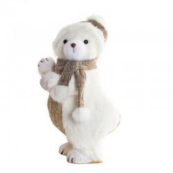 Déco noël, Ours blanc 2