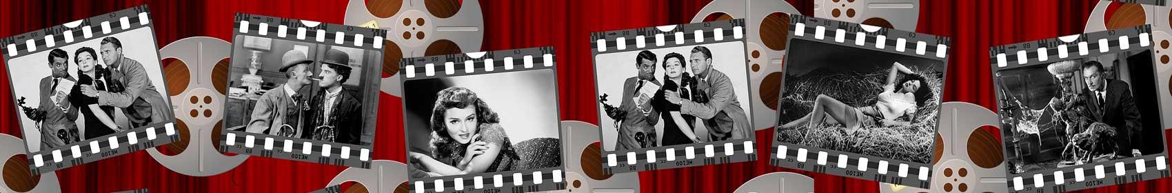 Images encadrées collection cinéma